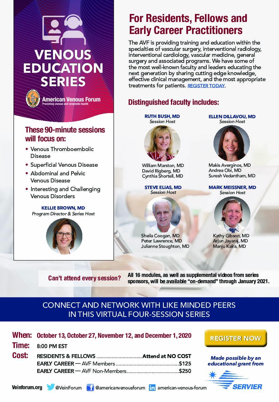 AVF: Venous Education Series