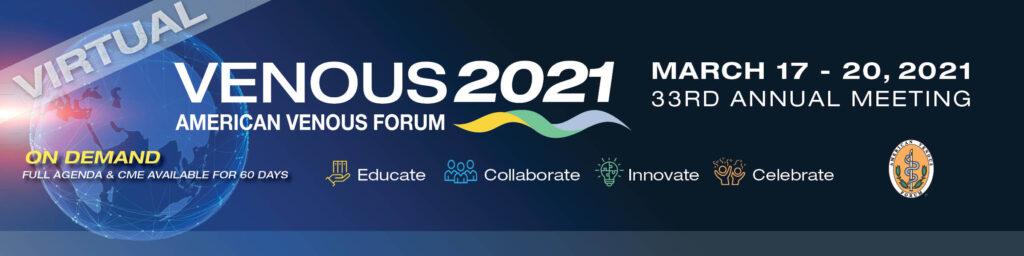 March 17-20, 2021 AVF VENOUS 2021