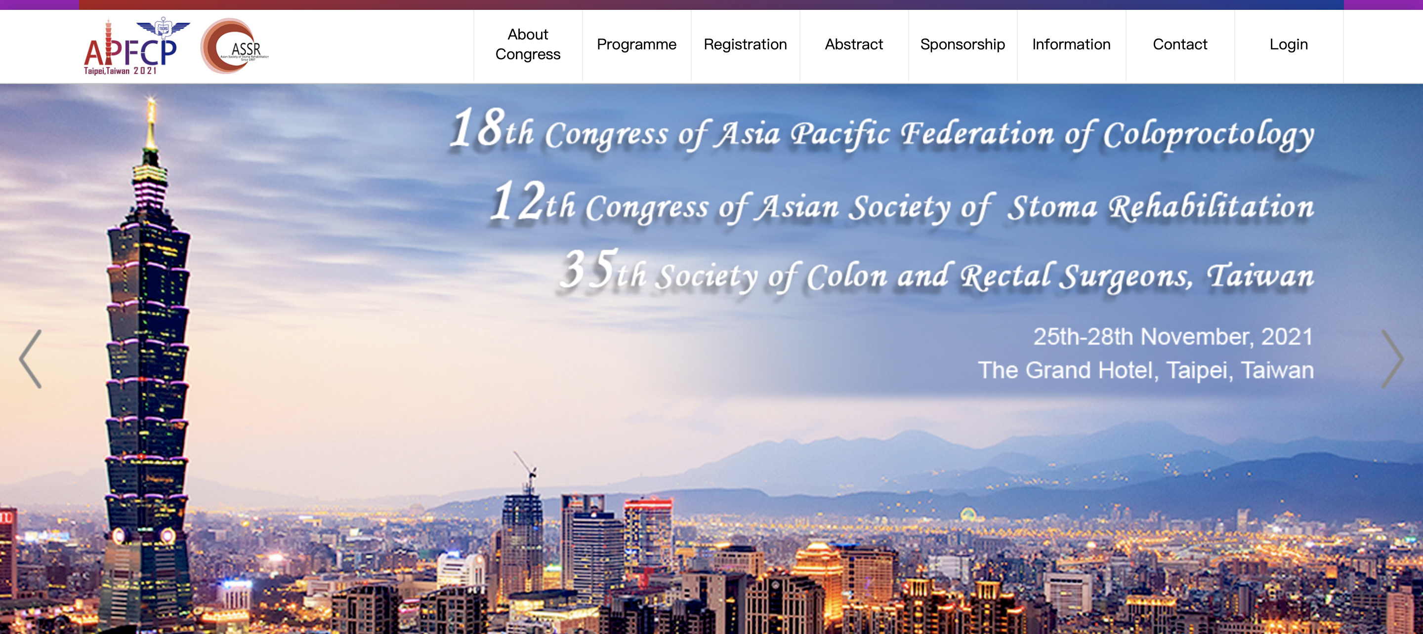 APFCP Asia – Pacific Federation of Coloproctology
