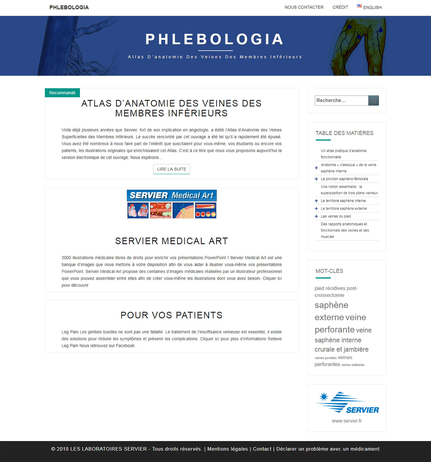 Phlebologia.com