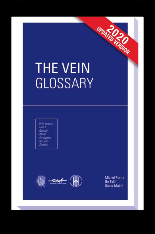 The vein glossary (updated 2020 version)